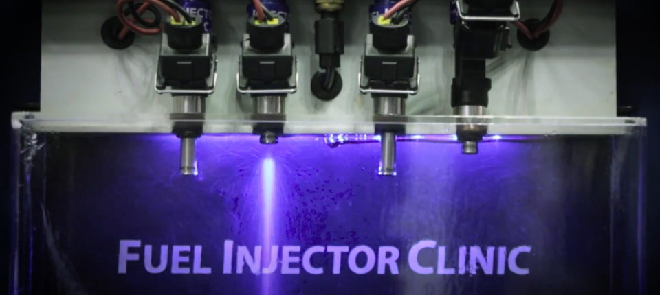 Injector Data Match And Scaling Info With Fuel Injector Clinic